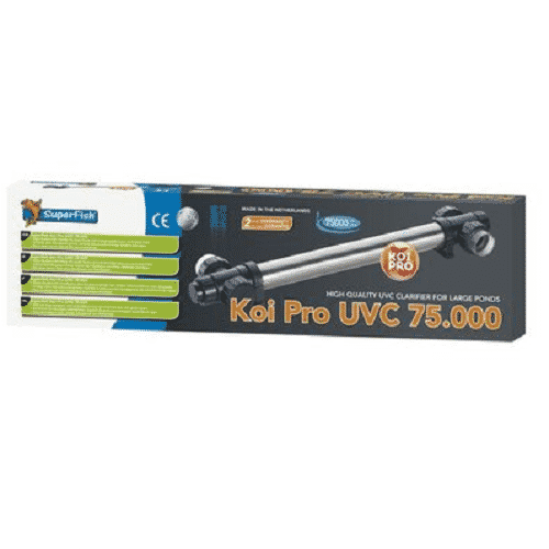 KoiPro RVS UV-C unit T5-40 Watt