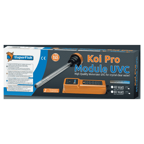 KoiPro Dompel UV-C Amalgaam-40 Watt
